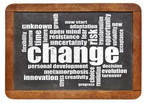 THE NATURE OF CHANGE