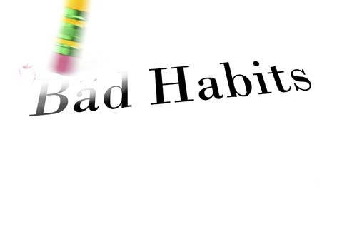 REPLACE YOUR BAD HABITS WITH PRODUCTIVE ONES